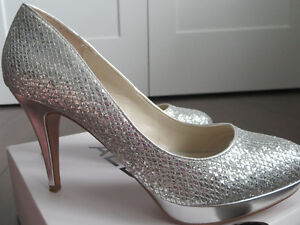 Silver Special Occasion Shoes