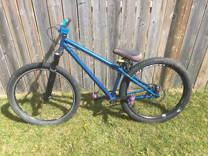 Specialized hard tail