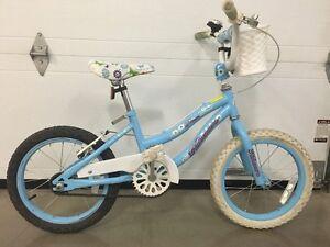 Vélo Nakamura bleu pour filles