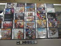 vous recherché des jeu pokémon mario bros des RPG sur DS ?