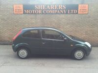+ NICE FORD FIESTA ONLY 58 K MOT JULY 17 £990 +