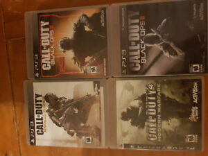 Call of duty,Jeux ps3,Playstation 3