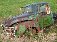 '51 Chev dually truck for sale