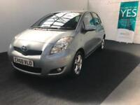 Toyota Yaris 1.33 VVT-i 2011 TR finance available from £20 per week