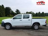 2015 TOYOTA HILUX HL2 D-4D 4X4 DOUBLE CAB PICK UP TRUCK DIESEL MANUAL DIESEL MAN