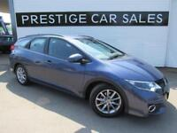 2015 Honda Civic 1.6 i-DTEC SE Plus Tourer 5dr (Honda Connect with Navi, DASP) D