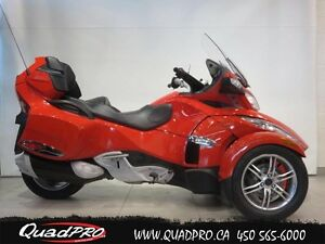 2011 Can-Am Spyder RTS SE5 69,05$/SEMAINE