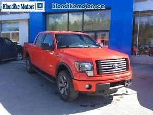 2012 Ford F-150 FX4  - Aluminum Wheels -  Power Windows