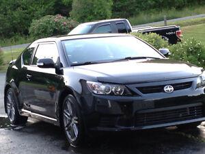2011 Scion tC Coupe (2 door)