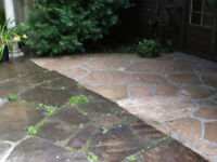 **BRADFORD POLYMERIC SAND INSTALL EXPERTS. WE BEAT COMPETITORS**