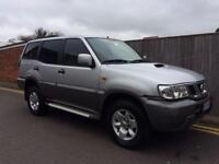 2003 Nissan Terrano 3.0 Di SVE LHD LEHT HAND DRIVE Ideal For Export