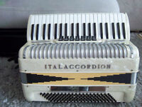 Accordion 120 bass