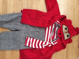 Three piece outfit new with tags