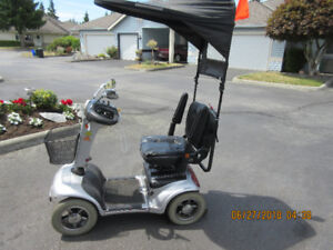 SHOPRIDER SCOOTER-  LOCATION LANGLEY,  BC