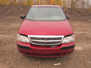 2004 Chevrolet Venture ** FOR PARTS ** INSIDE & OUTSIDE***
