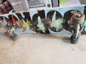 Used Zumiez Skateboard