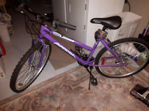 SUPER CYCLE BRAND NEW 18 SPEED WOMENS USED 2 TIMES $80