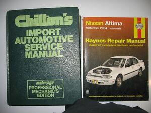 Auto Repair Manuals      PH. 9025748186   Revised - 06/08/16