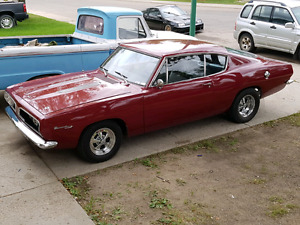 (Parts) Looking  for 1967 Plymouth Barracuda Parts