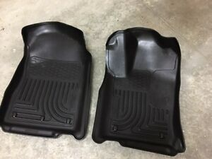 HuskeyLiner weather eater floor mats fits 2014 Durango