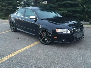 2006 Audi s4 mint , v8 full recent maintenance