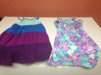 Girls dresses,sizes 6x,7-8 and dance wear!!