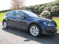 2013 Volkswagen Golf 2.0TDI SE 150BHP DSG AUTOMATIC LOW MILEAGE