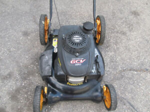 5 HP HONDA  ENGINE REAR BAG MULCHING MOWER