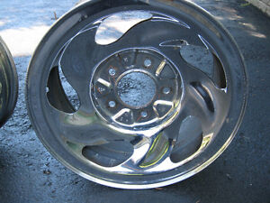 PAIR    FORD   TRUCK   RIMS London Ontario image 2