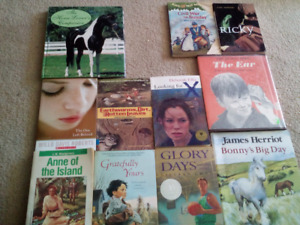 48 assorted titles $20 takes all