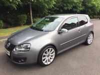 2008 Volkswagen Golf Gt Sport Model R32 Alloys Leather Seats (Leon type r gti)