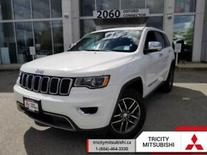 2017 Jeep Grand Cherokee Limited  LEATHER-SUNROOF-4X4