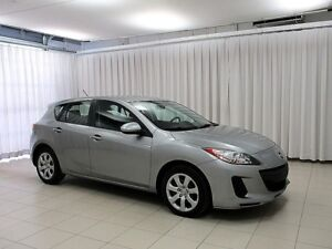 2013 Mazda 3 5DR HATCH w/ A/C, CRUISE CONTROL, AUX AND USB INPU