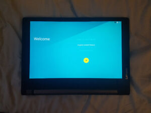 "Lenovo Yoga Tab 3 10"" tablet - Barely used w/ original packaging"