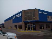 Inside Sales - KMS Tools Kelowna