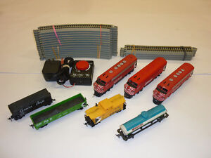 DC HO scale CP Train set