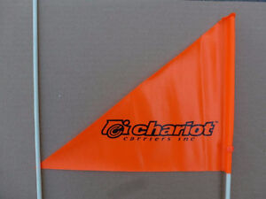 Chariot, Thule Carrier trailer flag  $15
