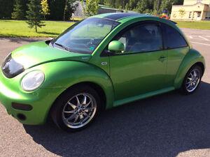 1999 Volkswagen New Beetle GLS Coupé (2 portes)