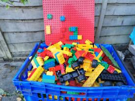 Massive Bundle of Duplo Bricks
