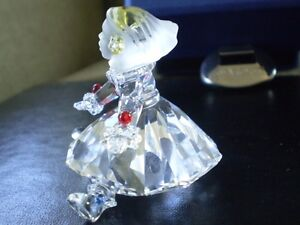 "Swarovski Crystal Figurine- "" Doll "" Kitchener / Waterloo Kitchener Area image 7"