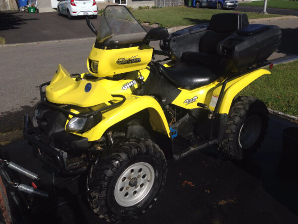Used 2004 Suzuki eigher et vinson