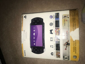 PSP (includes charger, one game) for Cheap!