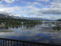 Invermere Penthouse Condo Overlooking Lake Windermere