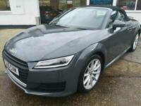 2015 Audi TT 2.0 TDI Ultra Sport 2dr Convertible Diesel Manual