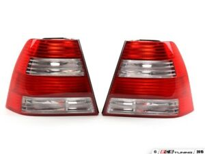 MK4 Jetta Candy Cane Tail Lights Condition Like New
