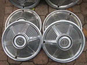 Ford Hubcaps = Ford Galaxie Mustang. $10. Each Kitchener / Waterloo Kitchener Area image 6