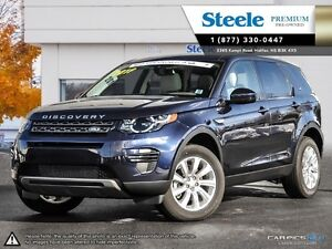 2016 Land Rover DISCOVERY SE