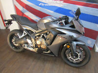 Honda CBR650 0% PCP FINANCE, £95 PER MONTH