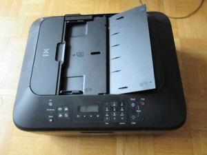 Canon MX472 Wireless Inkjet Printer/Scanner/Fax