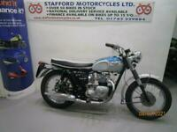 TRIUMPH TIGER 90. OFFERS INVITED. STAFFORD MOTORCYCLES LIMITED
